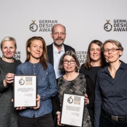 NS-Dokumentation Vogelsang erhält den German Design Award in zwei Kategorien