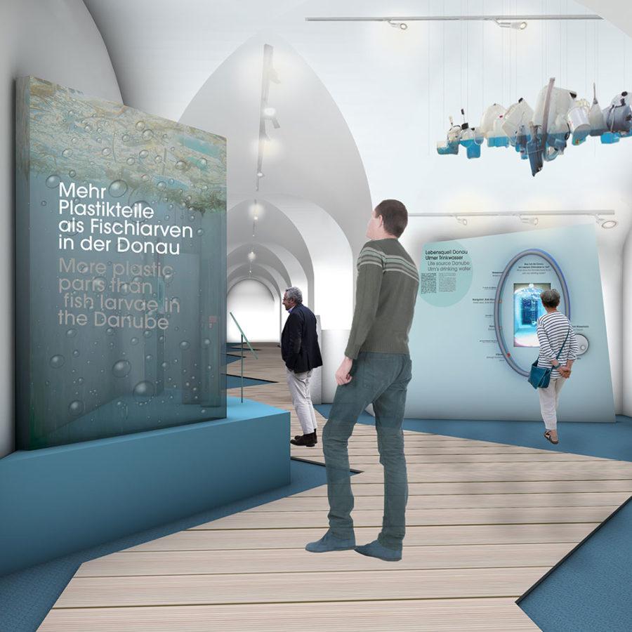 Gestaltungswettbewerb zur Neugestaltung des Donauschwäbischen Zentralmuseums gewonnen