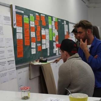 Service Design Workshop an der UdK