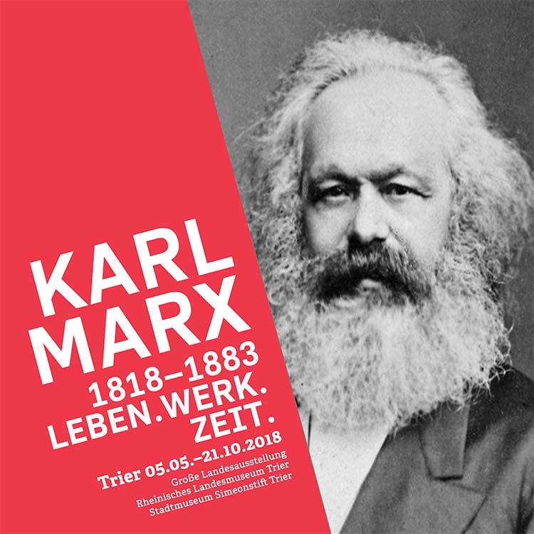 Große Landesausstellung zu Karl Marx in Trier eröffnet