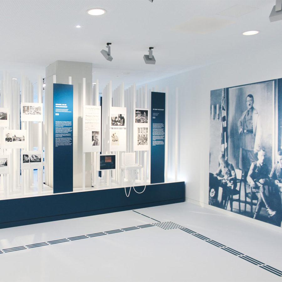 Eröffnung Ausstellung »Bestimmung: Herrenmensch«