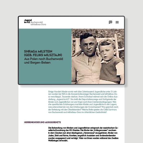 """Eröffnung Online-Ausstellung """"Jugend im KZ Buchenwald und Mittelbau-Dora"""""""